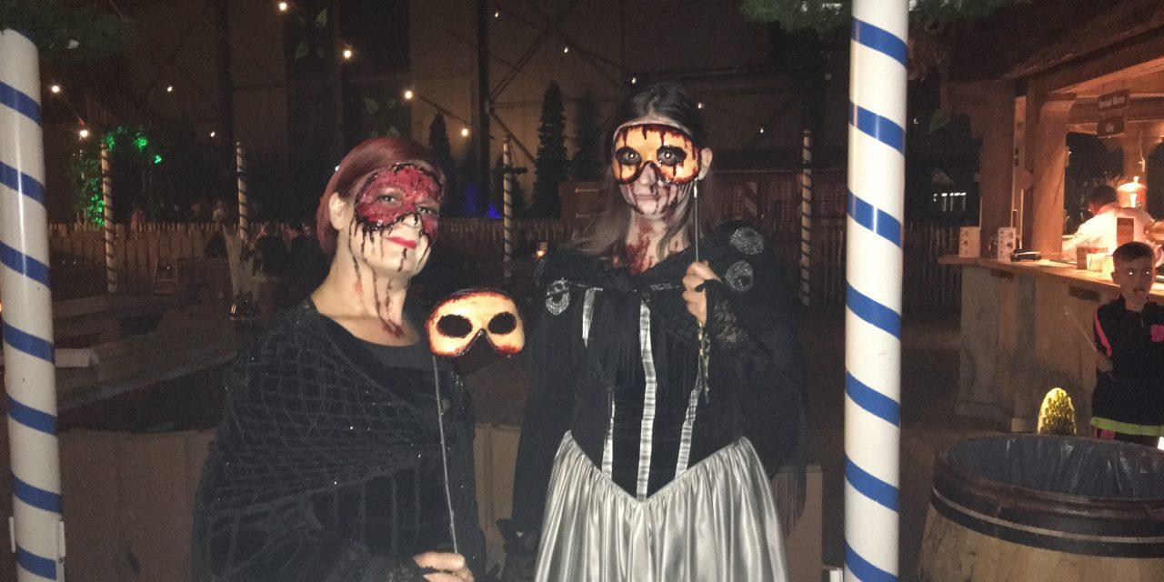 Uit Eten Met Halloween.Toverland Maakt Halloween Aaibaar Scare Zone