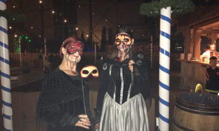 Toverland maakt Halloween aaibaar