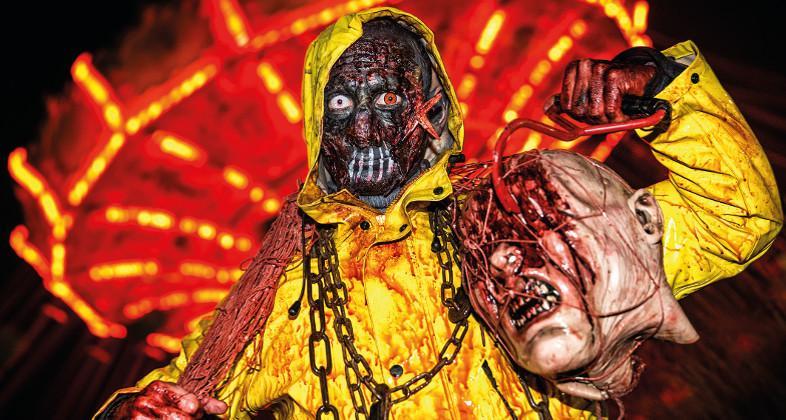 Halloween Horror Fest: Haunted Lantern steelt de show