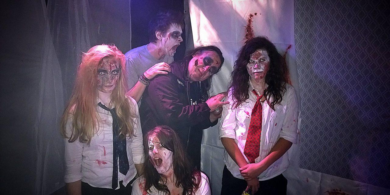 Horrormaze Dead inside