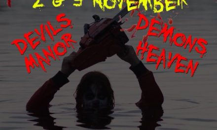 Scare team presents Devils Manor & Demons heaven