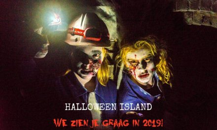 Geen halloween op Pampus in 2018
