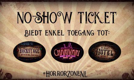 Bezoek de Horror Zone zonder show