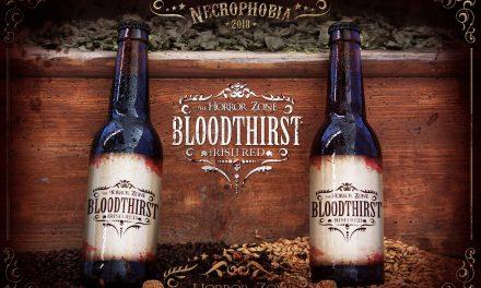 Horror Zone presenteert eigen bier