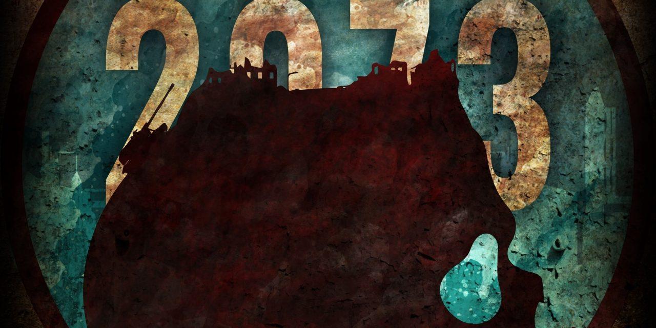 Horror Zone presents: 2073