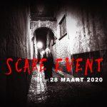 Ben je ook bij het Scare Event?