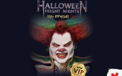 Halloween Fright Nights krijgt VIP-editie