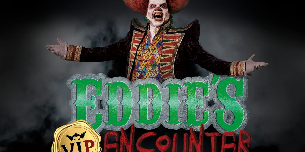 Eddie's Limo Service & VIP Encounter tijdens de Halloween Fright Nights