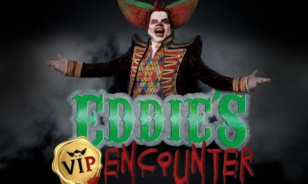 Eddie's Limo Service & VIP Encouter tijdens de Halloween Fright Nights