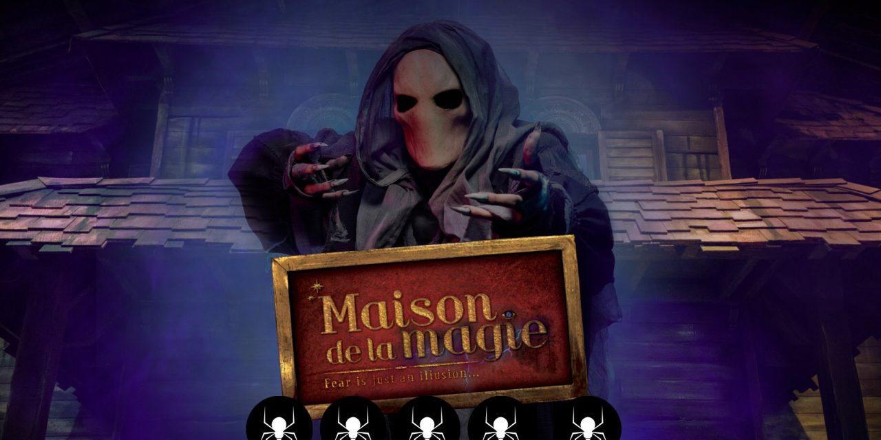 Masion de la Magie is per direct gesloten