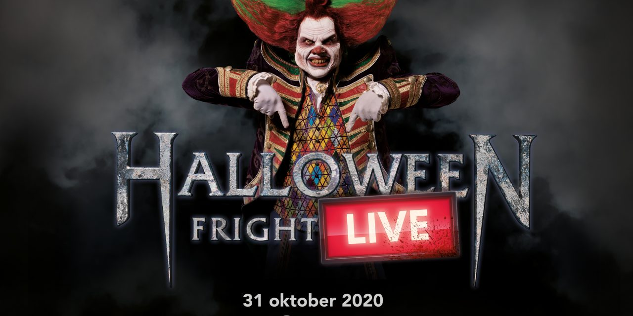 Walibi Holland gaat door met Halloween Fright Live