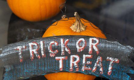 Mogen de kinderen straks nog met Halloween langs de deuren?
