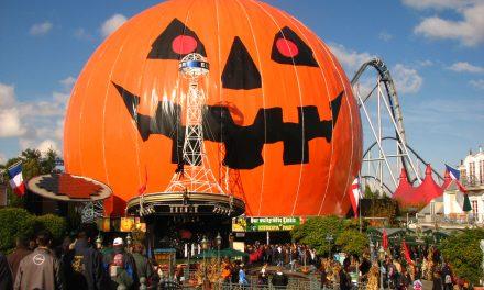 Terug in de tijd naar het eerste Halloween evenement van Europa-Park