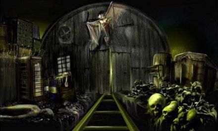 Terug in de tijd naar Movie Park Germany: Van Helsing's Factory