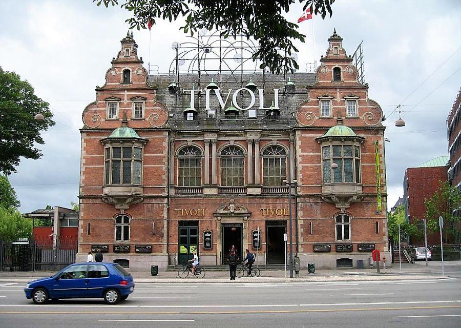 Tivoli Gardens opent grootste permanente spookhuis van Denemarken