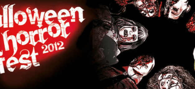 Terug in de tijd: Halloween Horror Fest in 2012