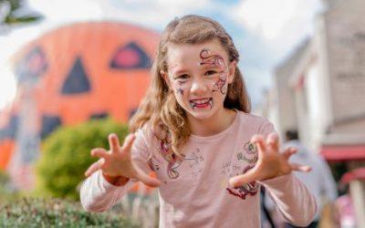 Gruwelijk mooi Halloween in Europa-Park
