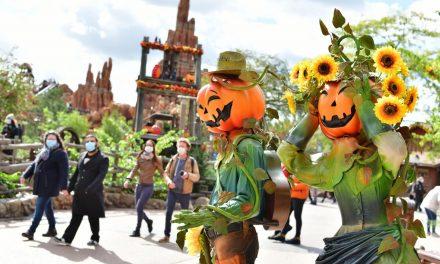 Disney's Halloween Festival keert terug naar Disneyland Paris