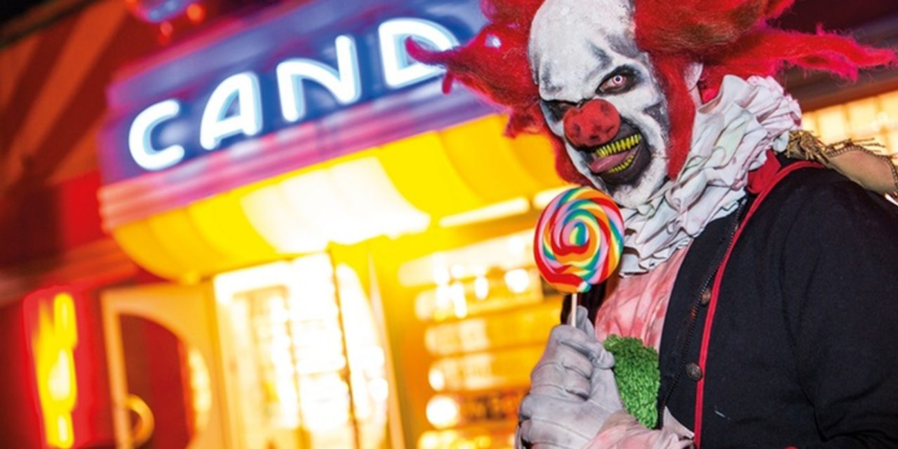 Auditie doen voor Halloween Horror Festival in Movie Park